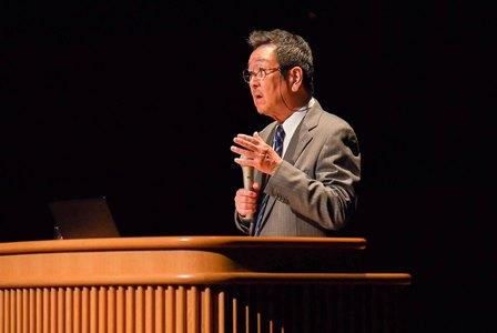 三浦佑之 千葉大学名誉教授