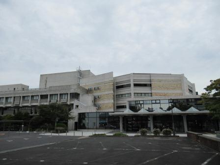 島根県民会館外観