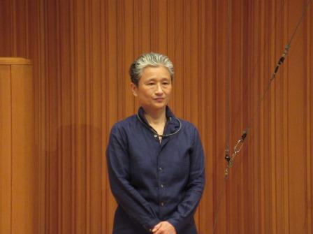講師の高尾明子氏はシェルハブ・メソッド国際公認指導者