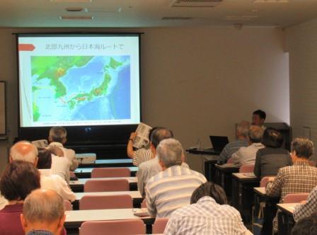 水田稲作は朝鮮半島から北部九州へ伝わり、紀元前7世紀ごろ日本海ルートで出雲地方へ拡散した